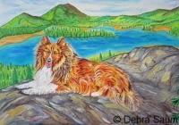 Sequoia, Mountain Dog
